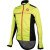 Castelli Sella Rain Jacket Yellow Fluo/Black