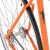 Civilian Bicycle Co. Hustle - 2012 Rear Triangle