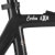 Merckx AXM Road Bike Frame Cable Routing
