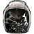 Fox Racing V3R Carbon Helmet Back