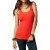 Fox Racing Miss Clean Tank Top - Women's Orange Flame