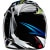 Fox Racing Rampage DH Helmet Back