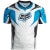 Fox Racing Race Full-Zip Short Sleeve Jersey Front