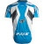 Fox Racing Race Full-Zip Short Sleeve Jersey Back