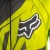 Fox Racing Live Wire Short Sleeve Jersey Fabric Detail