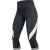 Gore Bike Wear Power 3.0 3/4 Knickers - Women's Black/White