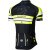 Giordana Trade Tre Bande Scatto Jersey - Short Sleeve - Men's Back