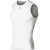Giordana Mid-Weight Polypropylene Base Layer - Sleeveless - Men's White