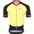 Giordana FormaRed Carbon Jersey - Men's Fluo Yellow/Black (*Discontinued)