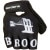 Giordana Team Brooklyn Lycra Glove Right Hand