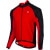 Giordana FormaRed Carbon Lightweight Men's Jacket Red/Black