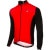 Giordana Fusion Jersey - Long-Sleeve - Men's Red/Black