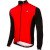 Giordana Fusion Jersey - Long-Sleeve - Men's Red/Black (*Discontinued)