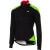 Giordana FormaRed Carbon Jacket - Women's Black/Fluo Green/Black