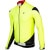 Giordana FormaRed Carbon Long Sleeve Men's Jersey Fluo Yellow/Black