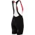 Giordana FormaRed Carbon Custom Women's Bib Shorts Back
