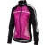 Giordana Silverline Jacket - Women's Purple/Black White