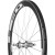 HED Jet 4 Plus Carbon Road Wheelset - Clincher Shimano Rear