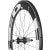 HED Jet 7 Express Carbon Road Wheelset - Clincher Shimano Rear