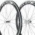 HED Jet 5 Express Wheelset - Clincher Detail