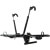 Kuat NV Bike Rack Black / Polished Chrome