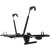 Kuat NV 2 Bike Rack Black / Polished Chrome