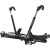 Kuat Sherpa Bike Rack Black / Polished Chrome