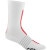 Louis Garneau Tuscan X-Long Socks - Men's White