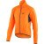 Louis Garneau X-Lite Jacket - Men's Orange Fluo