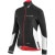 Louis Garneau Course Windpro LS Jacket - Women's Black/White