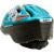 Louis Garneau Flow Kid's Helmet  Back