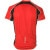 Louis Garneau Mistral 3/4 Zip Short Sleeve Jersey  Back