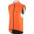 Louis Garneau Nova Vest - Men's Orange Fluo