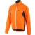 Louis Garneau Modesto Jacket 2 - Men's Orange Fluo