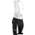 Louis Garneau Perfo Light Power Bib Short - Men's White/Black