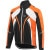 Louis Garneau Glaze 2 Jersey Jacket - Men's Orange/Black