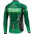 Louis Garneau Team Europcar Long Sleeve Jersey Back