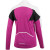 Louis Garneau Ventila 2 Women's Long Sleeve Jersey Back