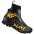 Lake MXZ 303 Winter Boots Black/Yellow