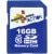 Maxflash 16GB Action SDHC Card Class 10 One Color