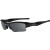Oakley Flak Jacket XLJ Polarized Sunglasses Matte Black/Black Irid Polar