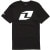 One Industries Icon T-Shirt - Short Sleeve - Men's Black/White