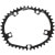 Osymetric O-14 5-Arm Chainring 130mm BCD Black