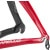 Pinarello Paris 50.1.5 Think2 Road Bike Frameset - 2014 Dropouts