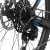 Pivot LES 27.5 Carbon X01 Complete Mountain Bike Rear Drivetrain
