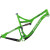 Pivot Mach 429 Carbon Mountain Bike Frame - 2014 Team Green