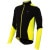 Pearl Izumi Select Thermal Long Sleeve Men's Jersey Black/Screaming Yellow