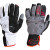 Pearl Izumi Elite Softshell Gloves White