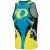 Pearl Izumi Elite In-R-Cool LTD Tri Singlet - Men's 3/4 Back