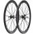 Reynolds RZR 46 TEAM Carbon Road Wheelset - Tubular Black